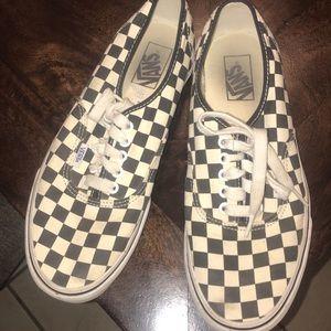 VANS DOHENY SNEAKER - MEN'S ( checkered )